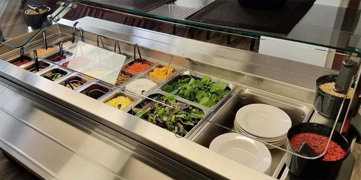 Soup And Salad Bar Sauk Prairie Grill 608 643 2004